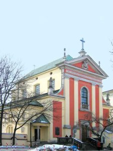 Kościół Przemienienia Pańskiego (kościół i klasztor kapucynów)