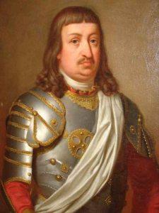 Jan Sobiepan Zamoyski.