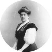 Antonina Leśniewska Zdjęcie ze strony Muzeum Farmacji.