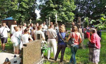 Cmentarz Prawosławny.