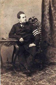Leopold Kronenberg w roku 1861. Żródło: www.polona.pl