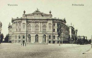 Jednym z inicjatorów założenia Politechniki Warszawskiej był Jan Bloch.