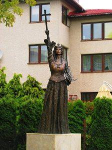 Święta Katarzyna Aleksandryjska.