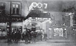 Kino Apollo, Marszałkowska, założone w 1913 r. przez krawca i handlarza starzyzną Mojżesza Lejmana. Źródło zdjęcia: fotopolska.eu