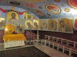 Freski przeniesione do cerkwi na Pradze