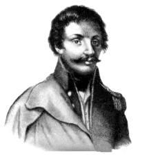 Generał Władysław Jabłonowski, mulat, który wsławił się obroną Saskiej Kępy przed wojskami Suworowa.