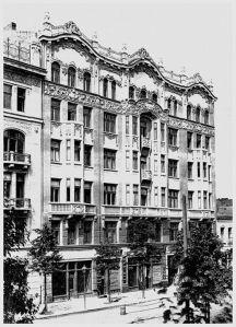 Marszałkowska 81A czyli kamienica pod wesołym satyrem