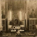 Sobór św. Aleksandra Newskiego - wnętrze