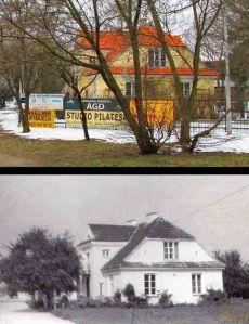 Powsińska 104 - Willa Podgórskich - Mały Belweder
