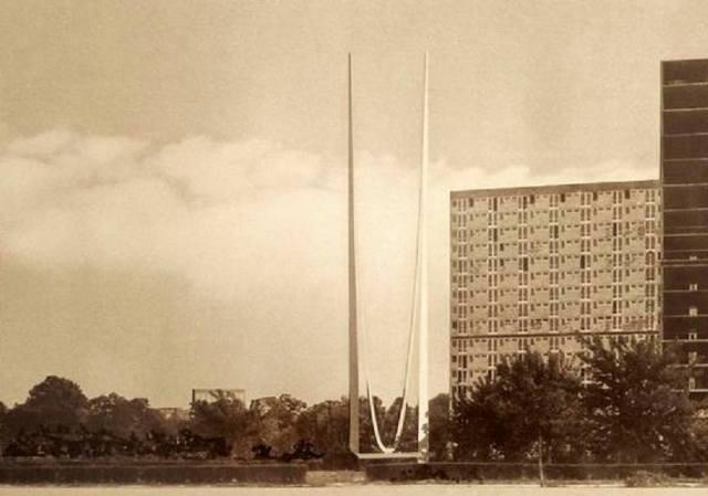 Projekt Heleny, Lecha i Piotra Grześkiewiczów. Zdjęcie pochodzi ze strony http://www.archirama.pl/