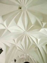 Sklepienie kryształowe - kościół Świętej Anny.