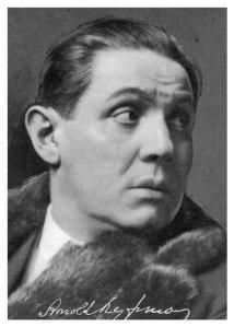 Arnold Szyfman - twórca Teatru Polskiego.