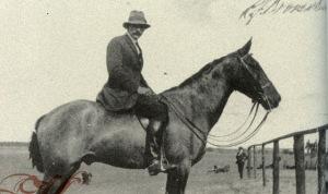 Leopold Jan Kronenberg. Zdjęcie z 1926 roku.