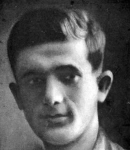 Mordechaj Anielewicz - dowódca Żydowskiej Organizacji Bojowej (ŻOB), przywódca Powstania w Getcie Warszawskim.