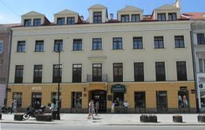 Tu mieszkał Jerzy Szajnowicz Iwanow.