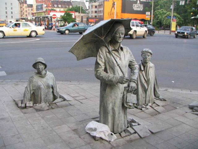 Pomnik Anonimowego Przechodnia we Wrocławiu,