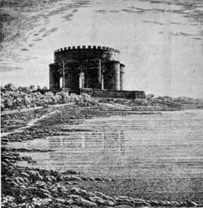 Pomnik chwały oręża niemieckiego projektu Wilhelma Kreisa, jaki planowano ustawić w Warszawie.