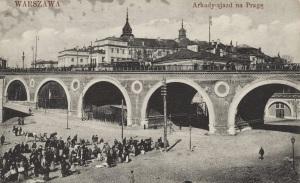 Arkady wiaduktu.  Zdjęcie: Fotopolska.eu