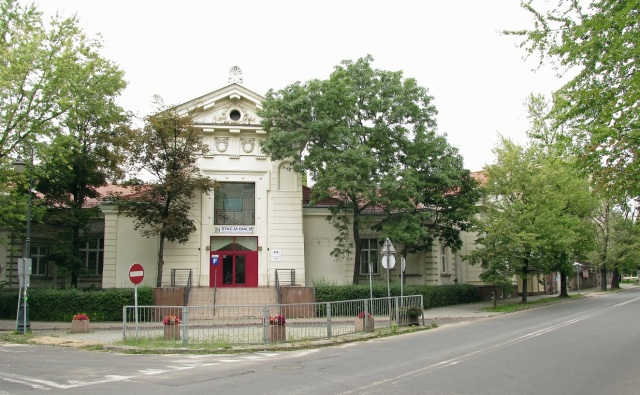 Stacja Dializ Szpitala Praskiego