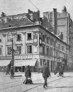 Pałac Biskupów Krakowskich na Miodowej w okresie międzywojennym. 2