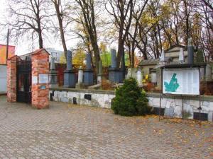 Przy grobie Antoniego Eisenbauma 8 kwietnia 1861 roku wspólnie modlili się katolicy i żydzi.