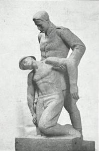 Sanitariusz - Edward Wittig.