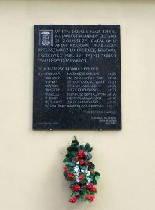 """""""Wesołemu"""" nie pozwolono zlikwidowac Waltera Stamma. Akcja żołnierzy """"Pegaza"""" kosztowała życie dziewięciu ludzi i nie zakończyła się powodzeniem."""