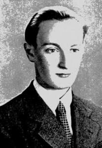 """Zygmunt Kaczyński, pseudonim """"Wesoły""""."""