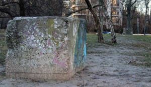 Kto kojarzy szary blok betonu z jednym z najwspanialszych pałaców Warszawy.