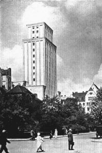 Prudential przed wojną.