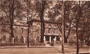 Aleja Szucha 29. W tym budynku mieściło się Kasyno Gry.