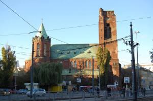 Kościół Niepokalanego Poczęcia Najświętszej Maryi Panny parafii Świętego Jakuba. Foto: Marcin Białek