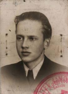 "Stanisław Huskowski ""Ali""."