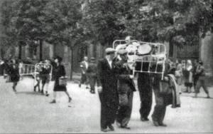 Ewakuacja Szpitala Maltańskiego.