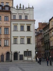 Kamienica Falkiewicza- wygląd obecny.