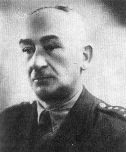 Pułkownik doktor Leon Strehl.