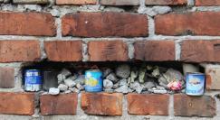 Pojedyncze cegły pochodzące z fragmentu muru trafiły do Muzeum Historii Holocaustu Jad Waszem w Jerozolimie oraz do muzeów w Houston i Melbourne.