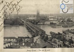 Potocznie mówiono o przeprawie jako o moście Kierbedzia odnosząc się do nazwiska projektanta Stanisława Kierbedzia. Ta nazwa stała się oficjalną, gdy Polska w roku 1918 odzyskała niepodległość.