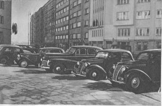 Widok na ulicę Bartoszewicza.