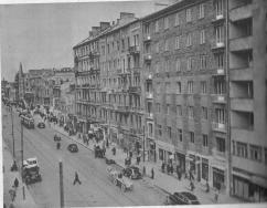 Ulica Marszałkowska.