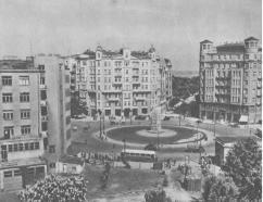 Plac Unii Lubelskiej.
