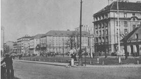 Ulica Targowa.