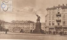 Plac Krasińskich.