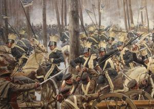 Bitwa pod Stoczkiem Jan Rosen Wszyscy żołnierze polscy mają tę samą twarz.
