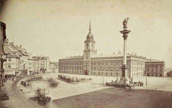 Lata siedemdziesiąte XIX wieku. Fotografia Konrada Brandla.