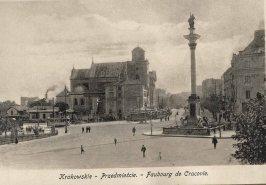 Pocztówka z początku XX wieku.