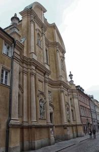 Kościół pod wezwaniem świętego Marcina