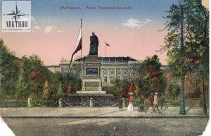 Iwan Paskiewicz na pocztówce z początku XX wieku.