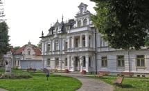 Przepiękny pałac Bucholtzów w Supraślu.