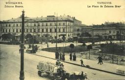 Warszawa na początku XX wieku (4)